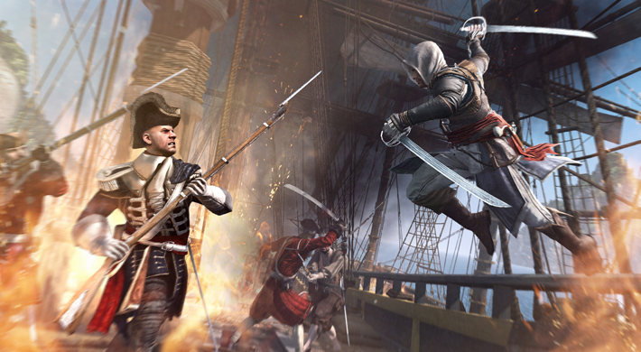 Assassin's Creed 4 Black Flag Ubisoft