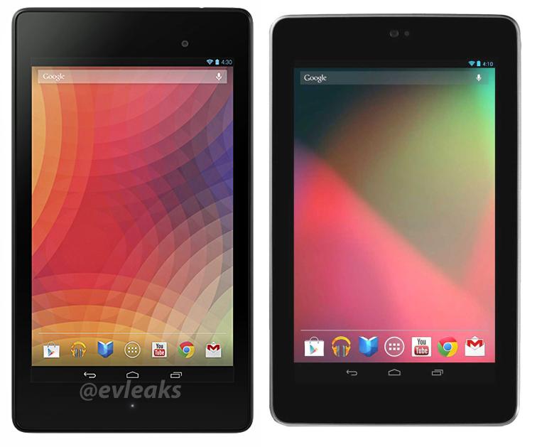 Nexus 7 2013 2012