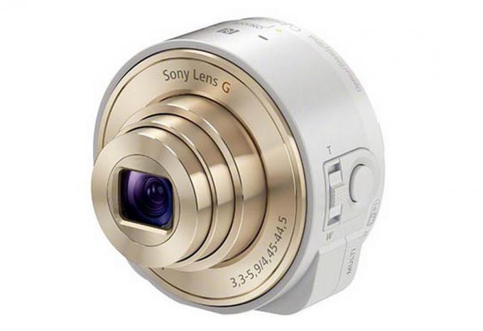 Sony Smartshot QX10 QX100
