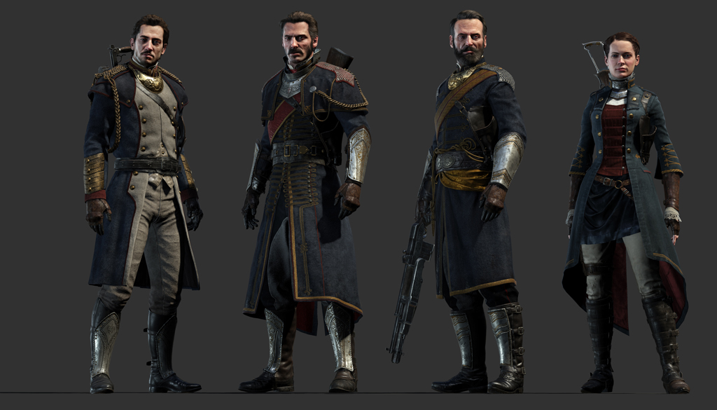 knights The Order 1886