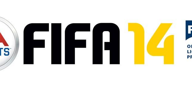 FIFA14 logo