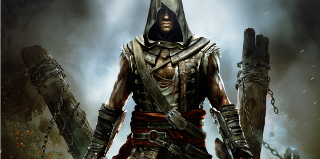 Assassin's Creed IV Adéwalé