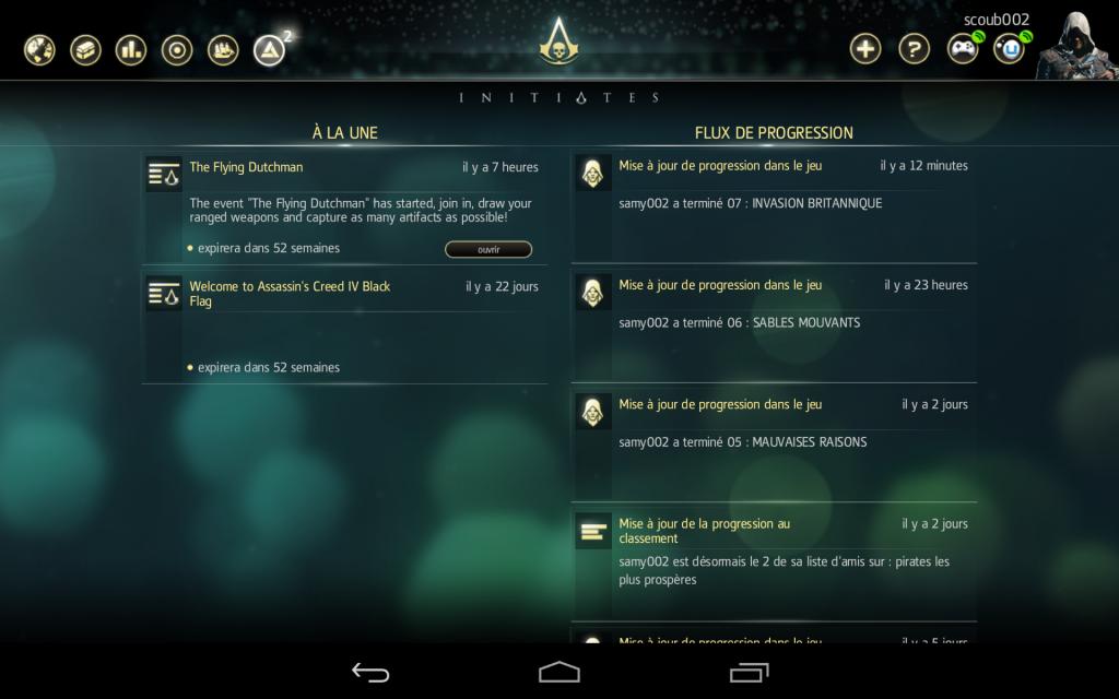 assassin's creed 4 compagnon