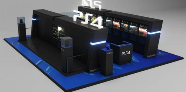 PS4 Tour