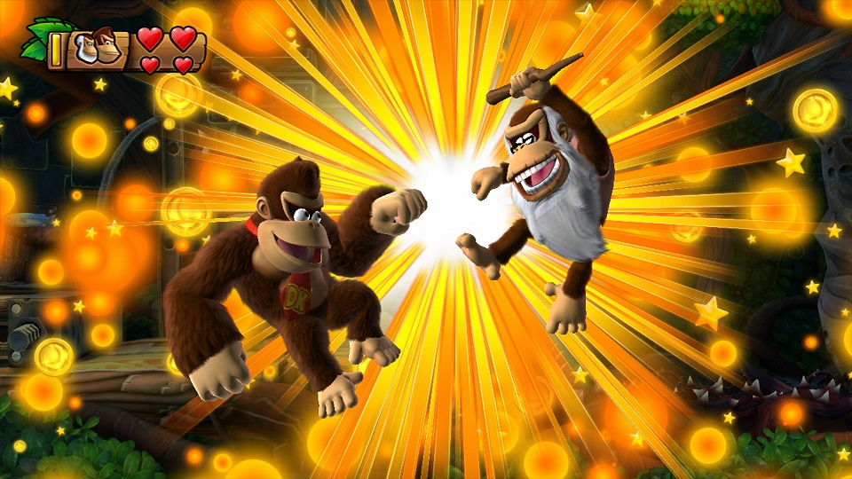 Test Donkey Kong Country Tropical Freeze Geektest (1)