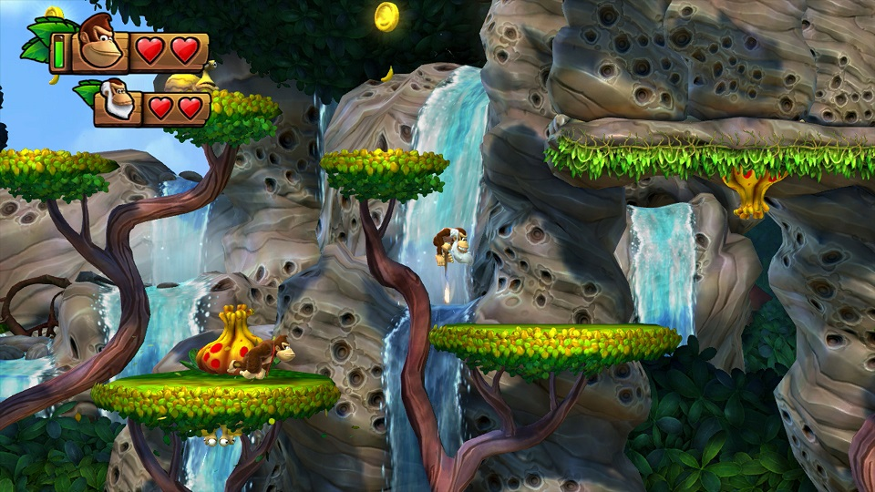 Test Donkey Kong Country Tropical Freeze Geektest (3)