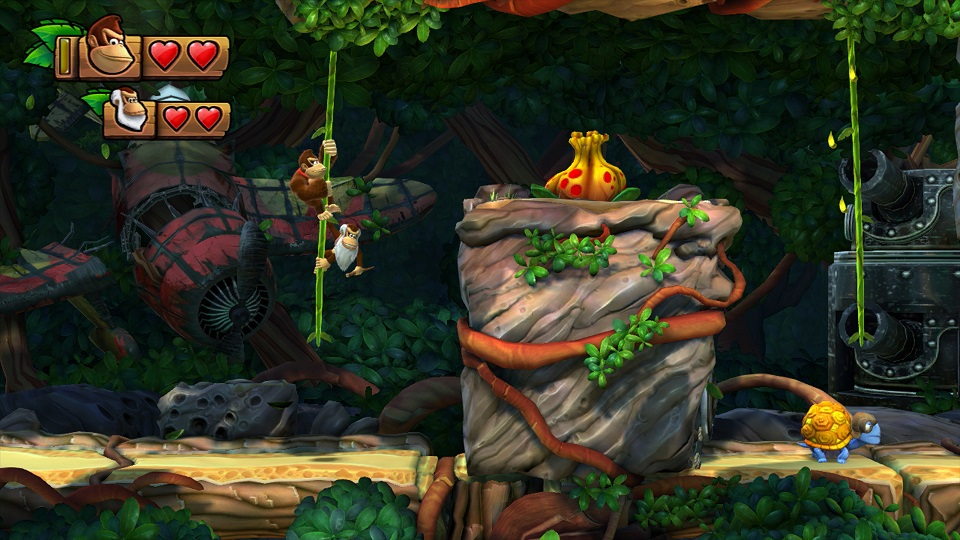 Test Donkey Kong Country Tropical Freeze Geektest (4)