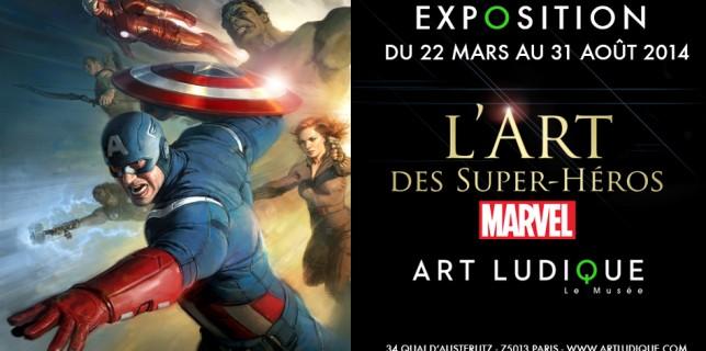 Expo Marvel