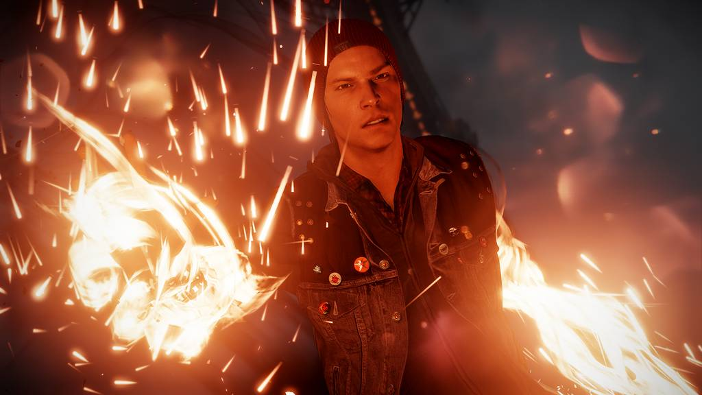 inFAMOUS Second Son Photo Mode