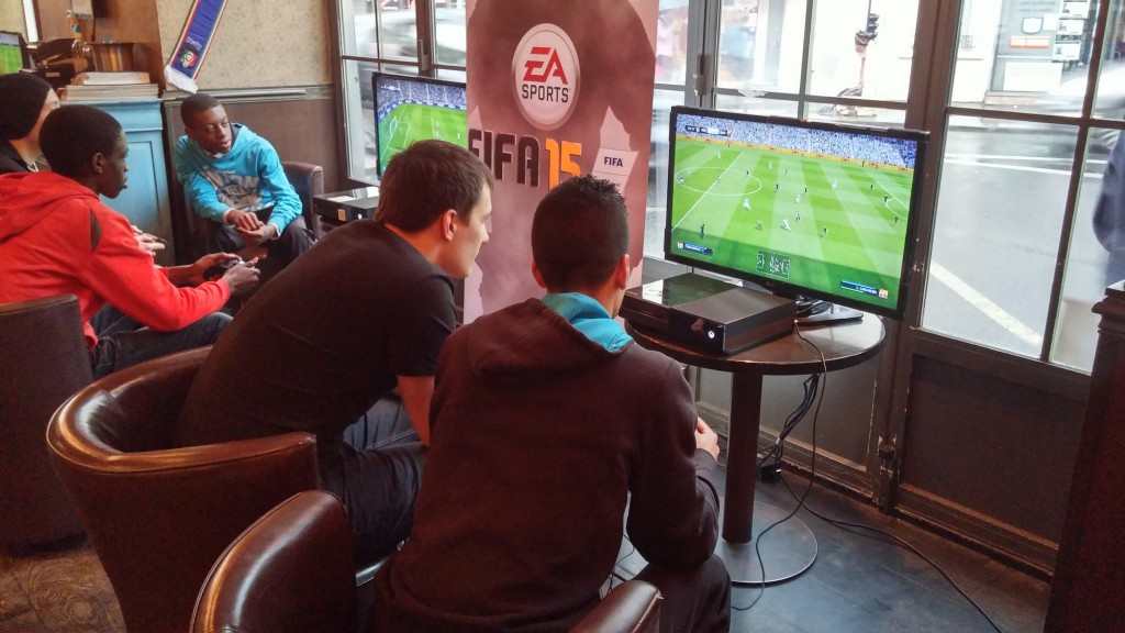 FIFA 15 preview Paris