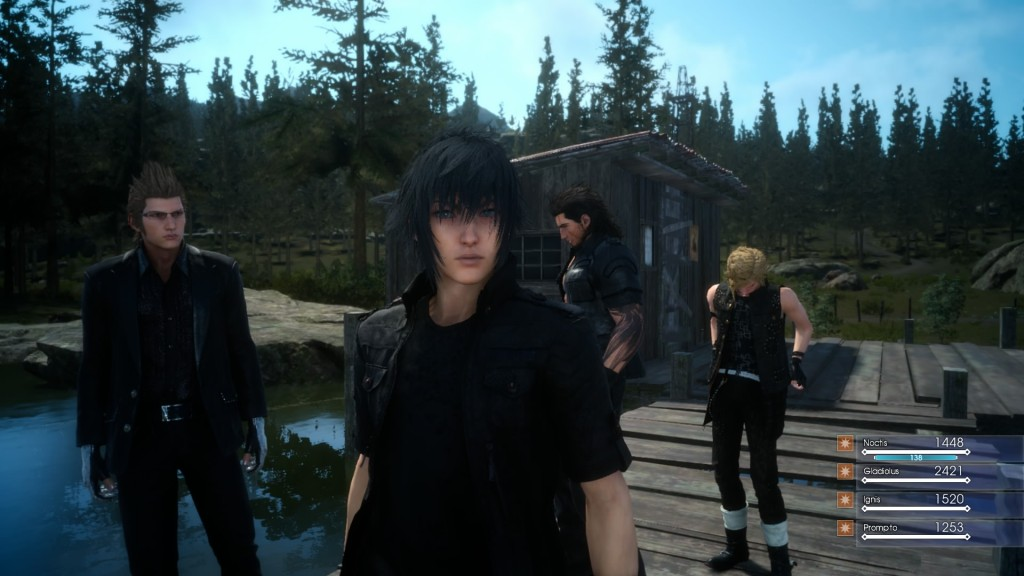 FINAL FANTASY XV EPISODE DUSCAE
