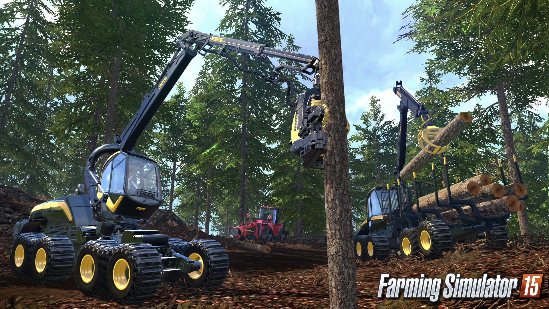 farming simulator 15 veut s 39 im planter sur consoles. Black Bedroom Furniture Sets. Home Design Ideas