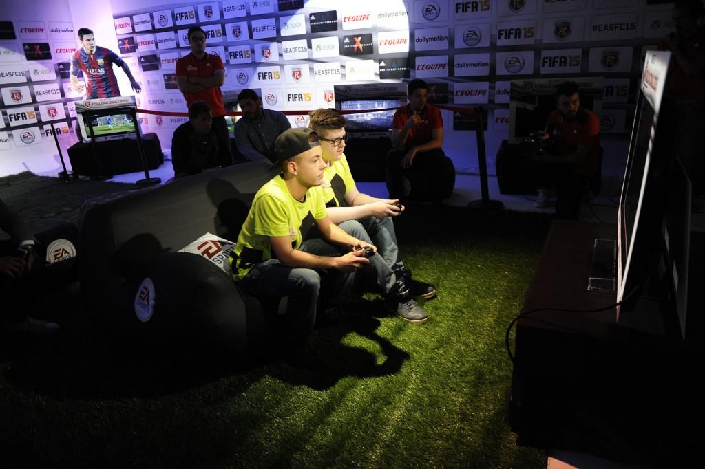 EA SPORTS FC FIFA 15