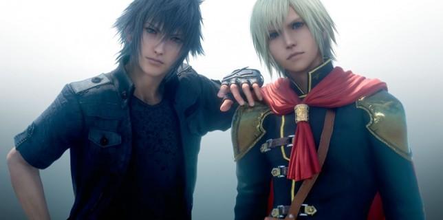 MAJ de Final Fantasy XV Episode Duscae et Type-0