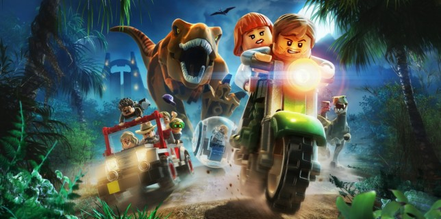 Test de LEGO Jurassic World (PS4)