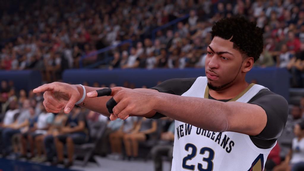 NBA 2K16 Davis