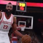 NBA 2K16 Harden