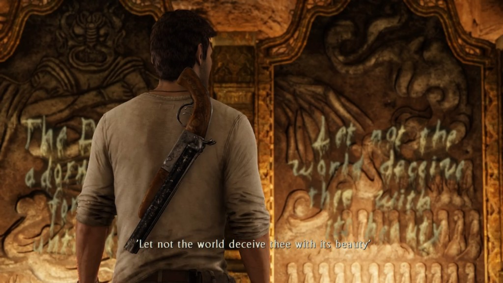 Uncharted : The Nathan Drake Collection