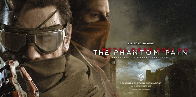 Metal Gear Solid V The Phantom Pain