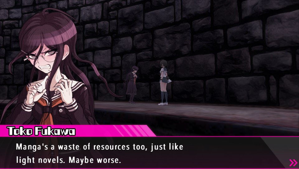 Dangaronpa Ultra Despair Girls