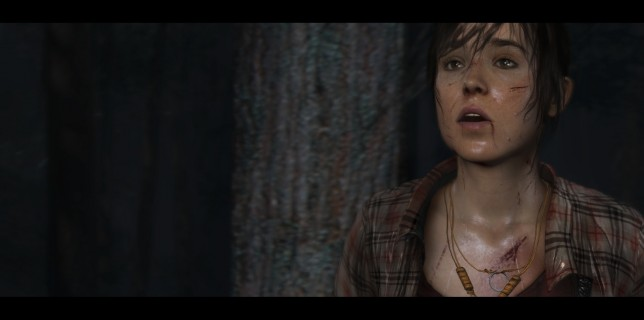 Beyond : Two Souls PS4