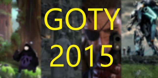 GOTY 2015