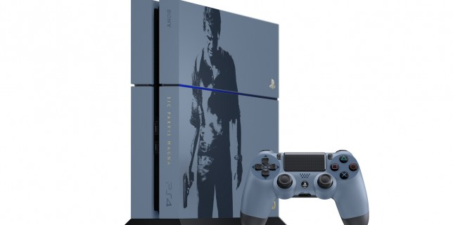 Pack PS4 Uncharted 4