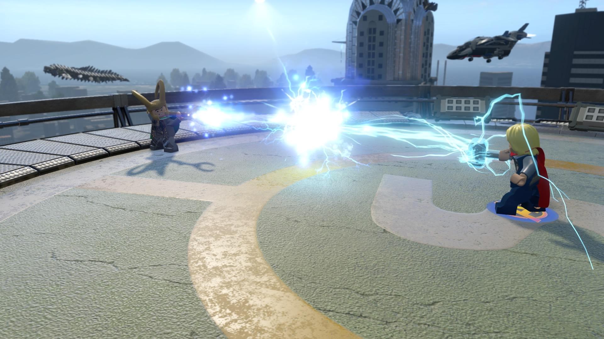 Test de lego marvel 39 s avengers ps4 geektest - Jeux de lego avengers gratuit ...