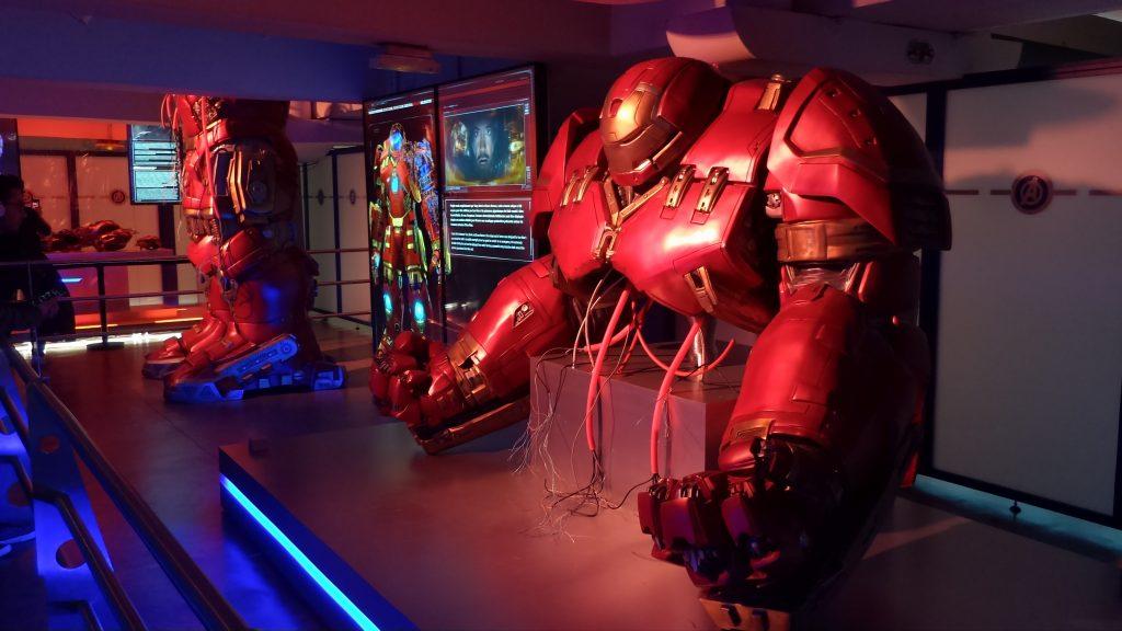 Marvel Avengers : S.T.A.T.I.O.N.
