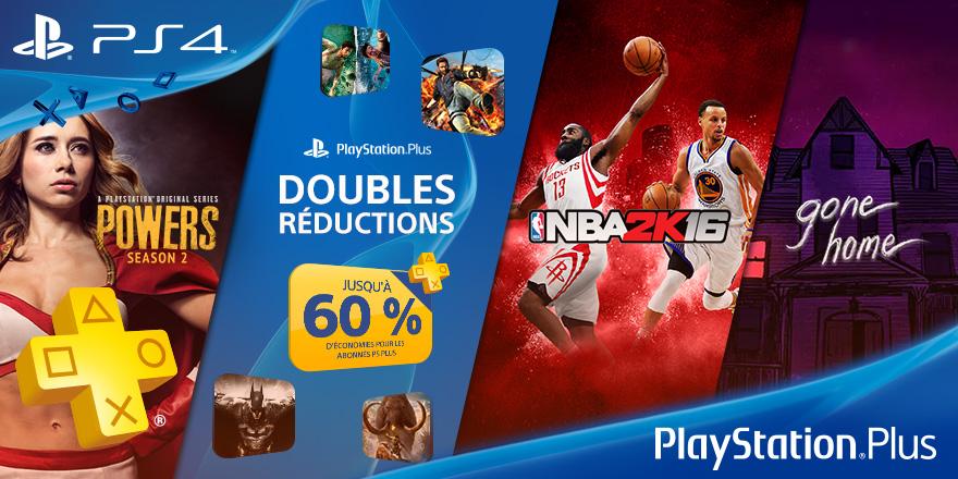 PlayStation Plus juin 2016