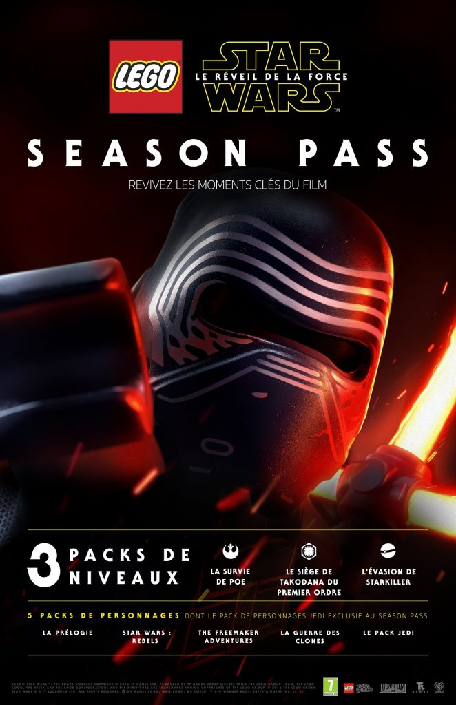 LEGO Star Wars Season Pass