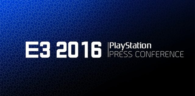 E3 2016 PlayStation