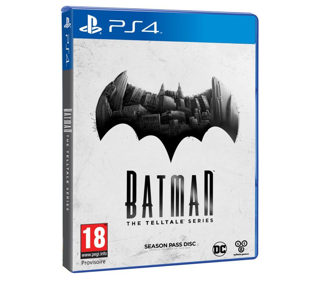Batman Telltale PS4