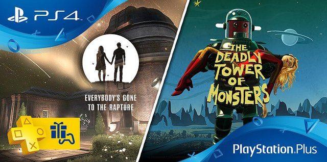 PlayStation Plus novembre 2016