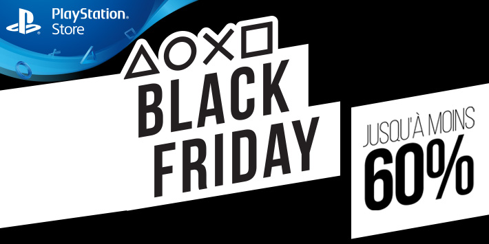 Black Friday PlayStation Store