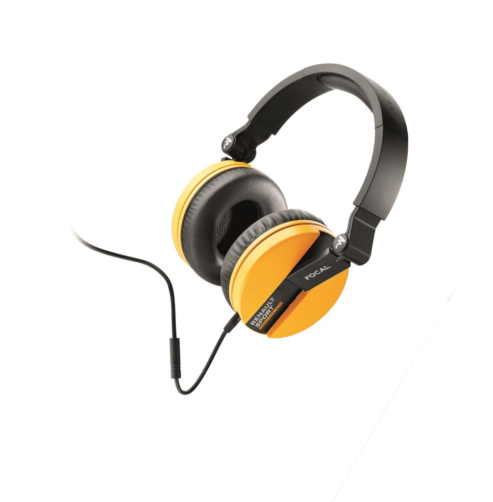 Casque Focal Spirit Renault Sport Formula One
