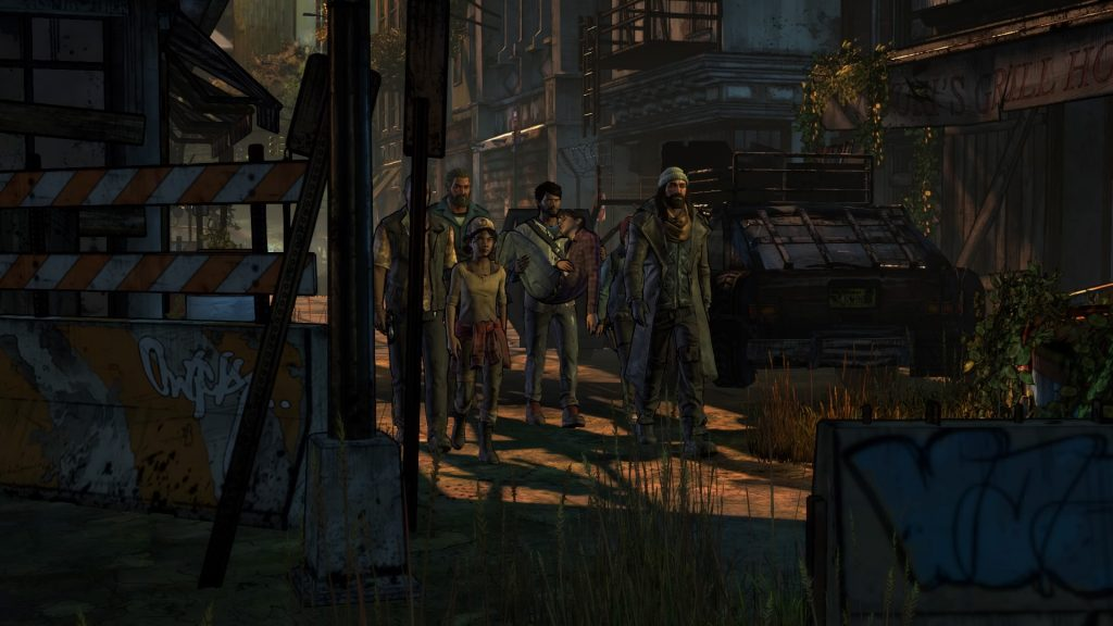 The Walking Dead: A New Frontier Episode 2