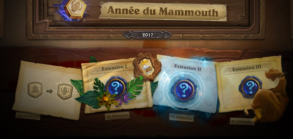 Hearthstone Mammouth