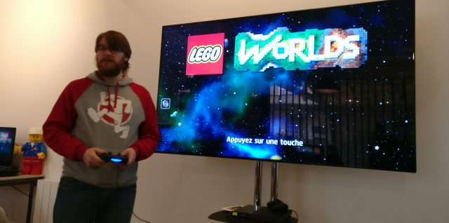 Preview de LEGO Worlds (PS4)