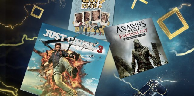 PlayStation Plus août 2017