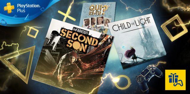 PlayStation Plus septembre 2017