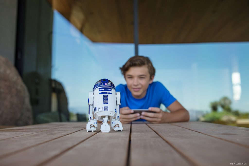 Sphero Star Wars R2-D2
