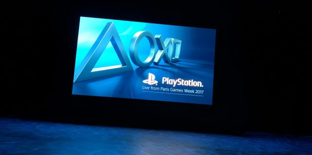 PlayStation Media Showcase 2017