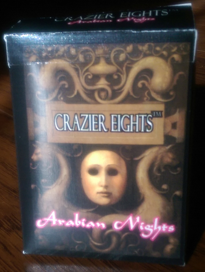 Crazier Eights: One Thousand & One Nights