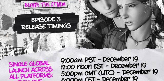 Life is Strange: Before the Storm Episode 3