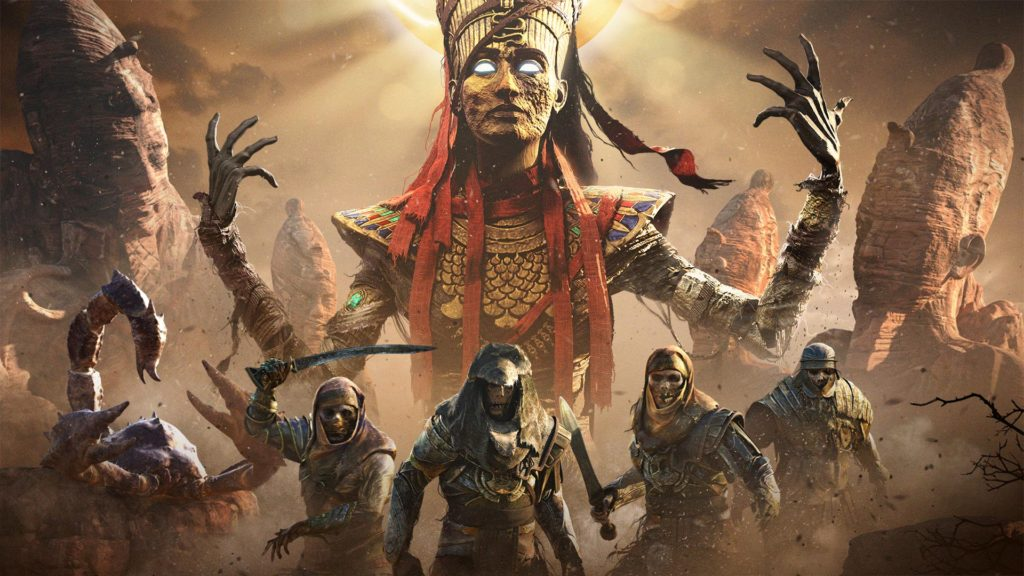 Assassin's Creed Origins The Curse of Pharaohs