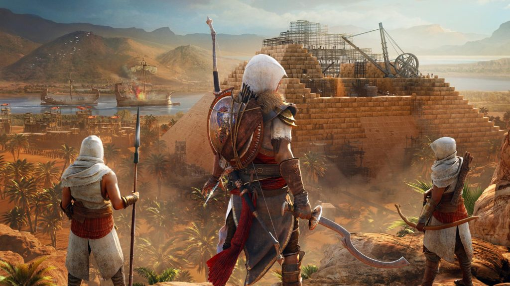 Assassin's Creed Origins The Hidden Ones