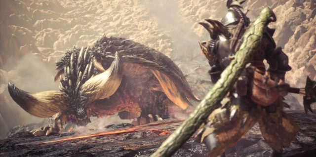 Test de Monster Hunter: World (PS4)
