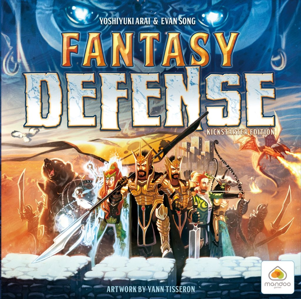 Fantasy Defense + The Stone King