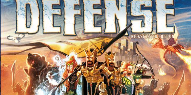 Fantasy Defense + The Stone King